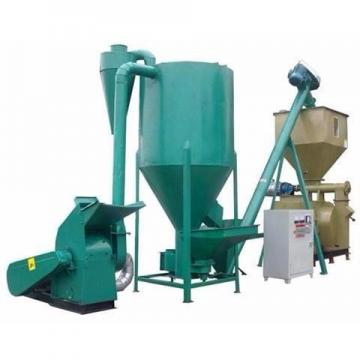 Double Shaft Animal Feed Mixer for Livestock Feed Processing