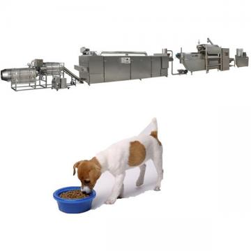 Dry Pet Dog Cat Feed/Food Making Machines Extruder Processing Line