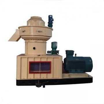 CE Owned Vertical Ring Die Rice Husk Sawdust Wood Pellet Mill for sale