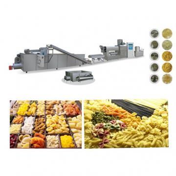 Professional Manufacturer Italian Pasta Macaroni Food Making Machine