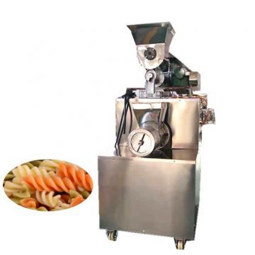 China CE manufacture Macaroni processing line /Macaroni pasta making machine