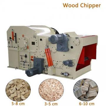 Industrial Drum Wood Chipper Shredder Machine