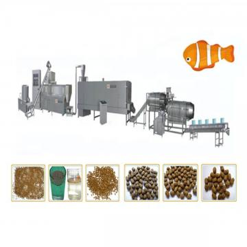 Automatic 2ton/h fish feed makine machine extruder production line