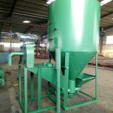 Poultry Livestock Farm Use 1000kg/H Feed Crusher & Mixer