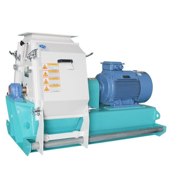 Poultry Livestock Farm Use 1000kg/H Feed Crusher & Mixer #3 image