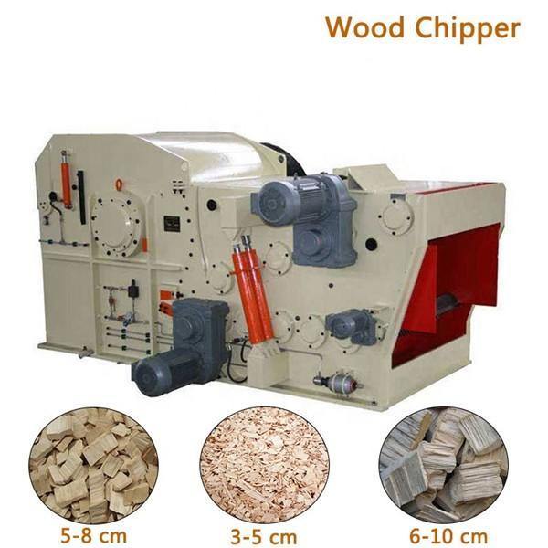Hot Selling Drum wood chipper Machine Malaysia Sawdust Machine Wood #1 image
