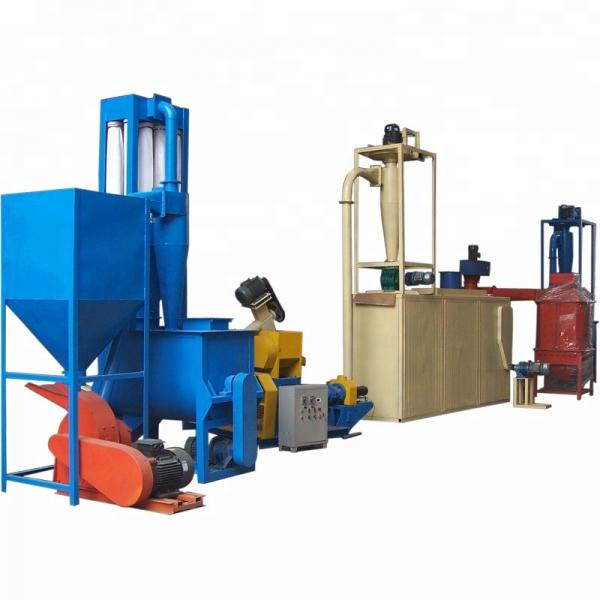 High Efficiency Factory Price China Double Screw Extruder Floating Fish Feed Animal Feed Pellet Production Line #3 image